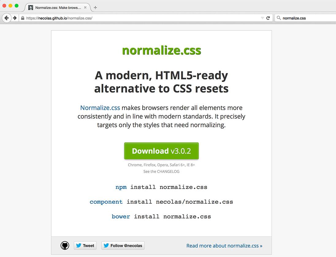 Responsive Website - Einrichtung der Dateistruktur